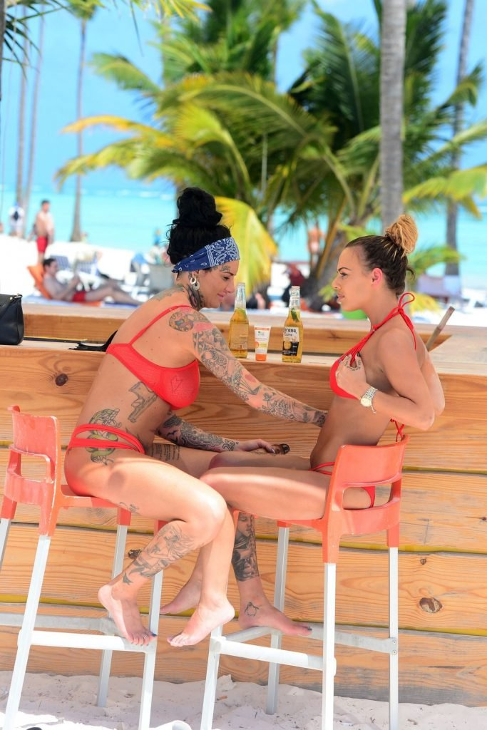 Jemma Lucy & Chantelle Connelly Sexy (26 Photos)