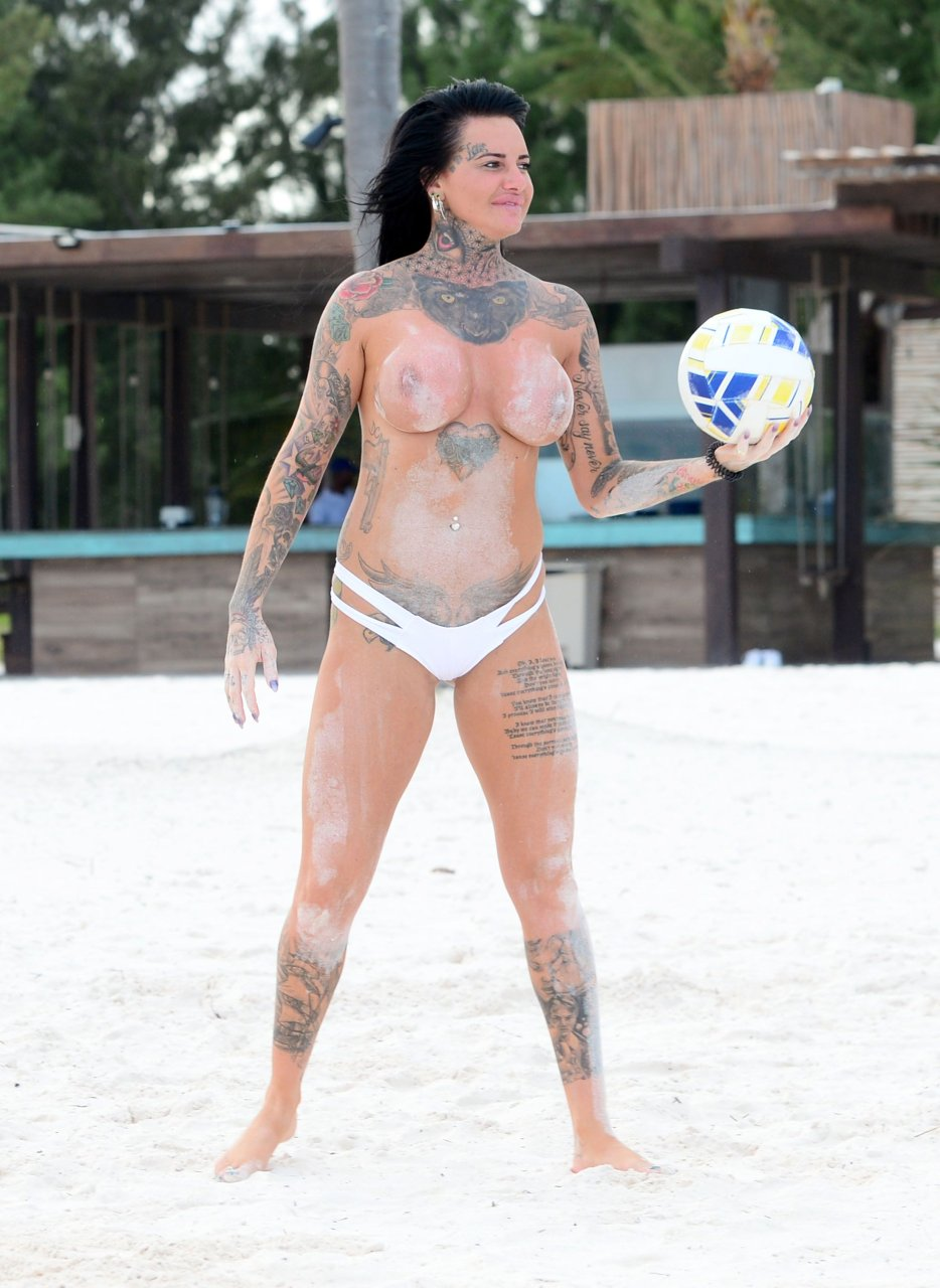 Jemma Lucy Slips Into Bikini With Chantelle Connelly