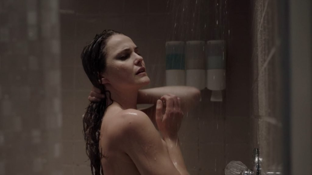 Think, keri russell americans nude scene right!