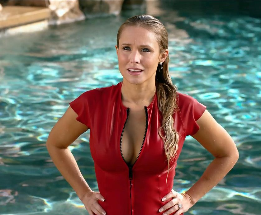 Tell more kristen bell nude boobs
