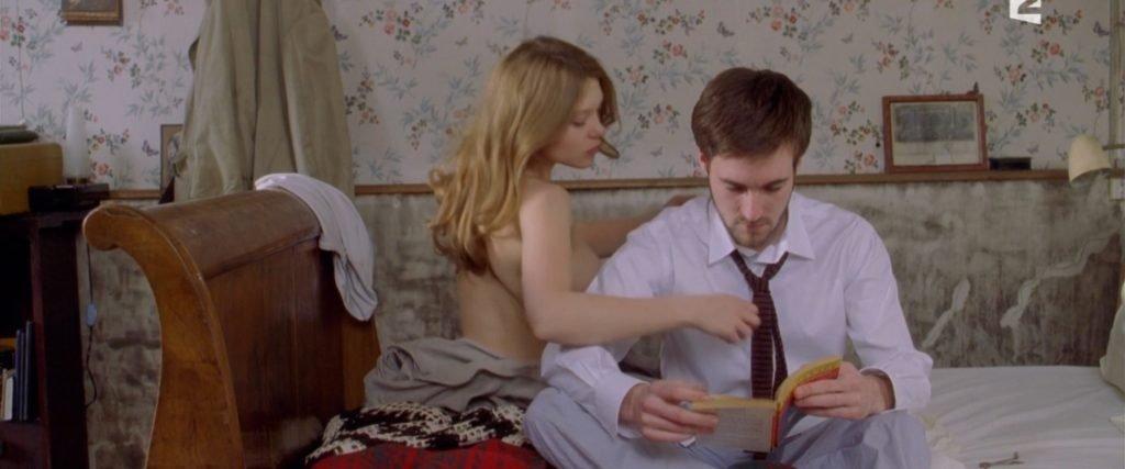 Lea Seydoux Nude – Roses a credit (2010) HD 1080p