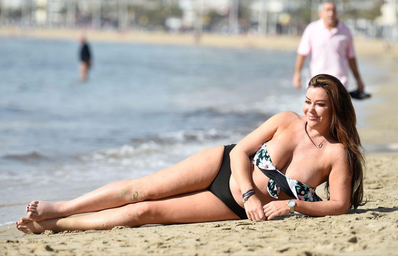 Lisa Appleton Topless Nude Photos 83