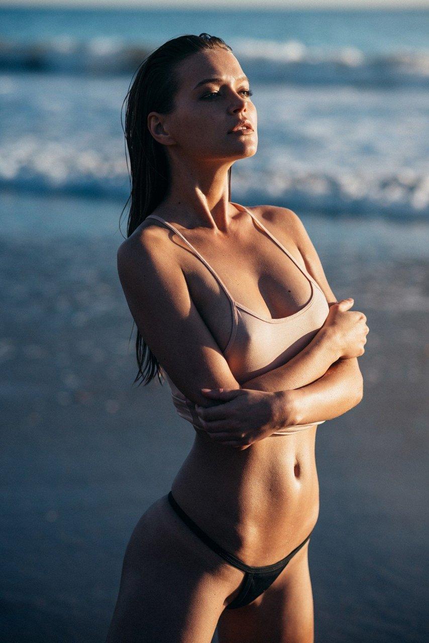 naked visual kei girl