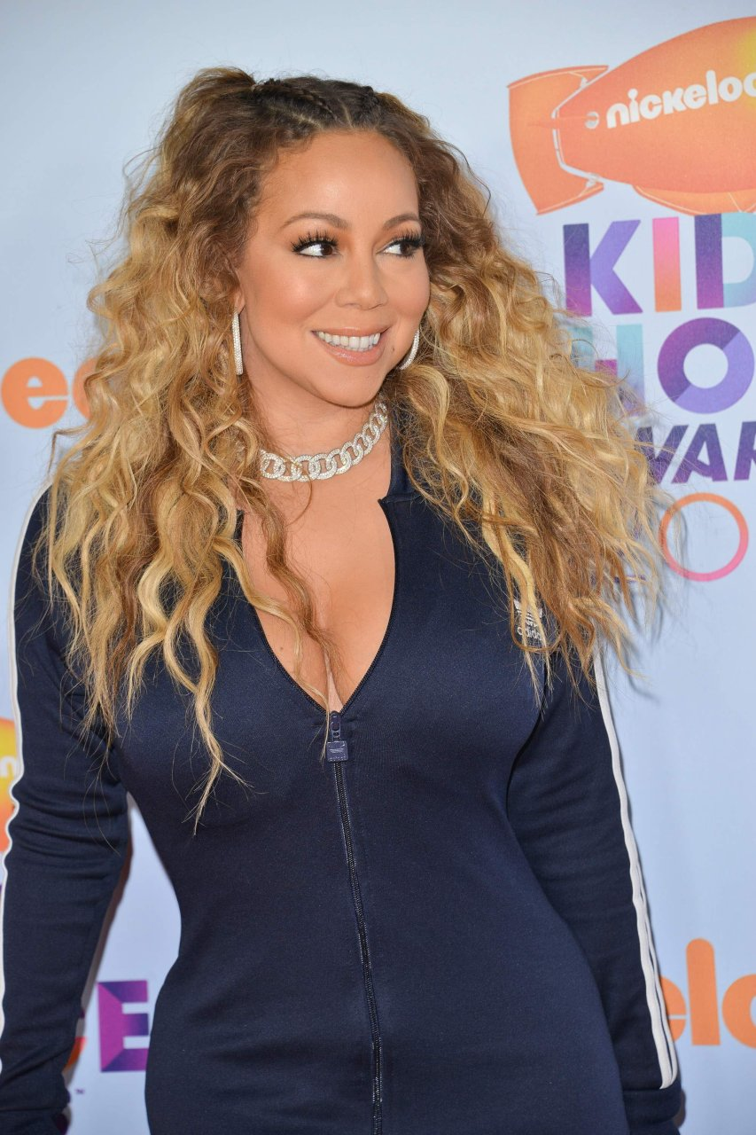 Mariah Carey Cleavage (67 Photos) | #TheFappening Mariah Carey