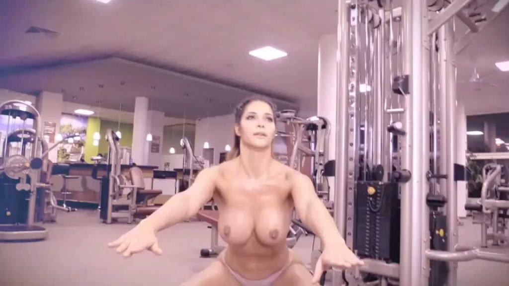 Schäfer nackt workout micaela Free Micaela