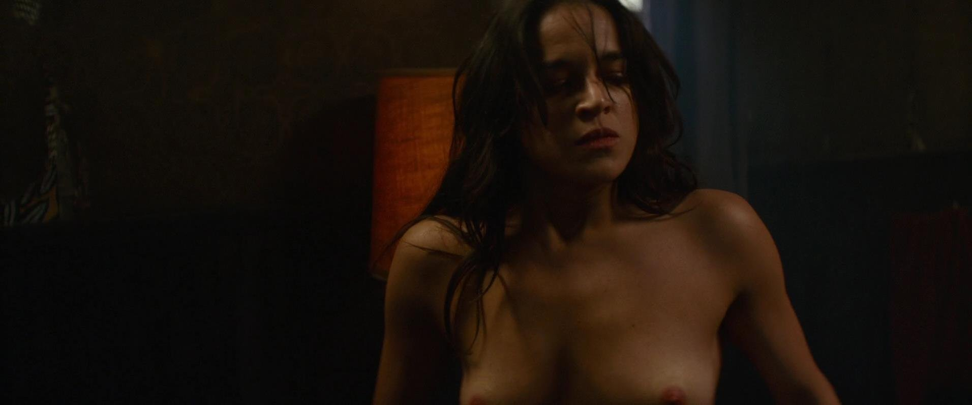 Opinion Michelle rodriguez naked assured, that