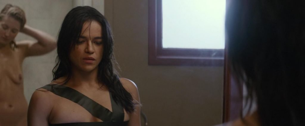 Michelle Rodriguez, Caitlin Gerard Nude – The Assignment (39 Pics + GIFs & Video)