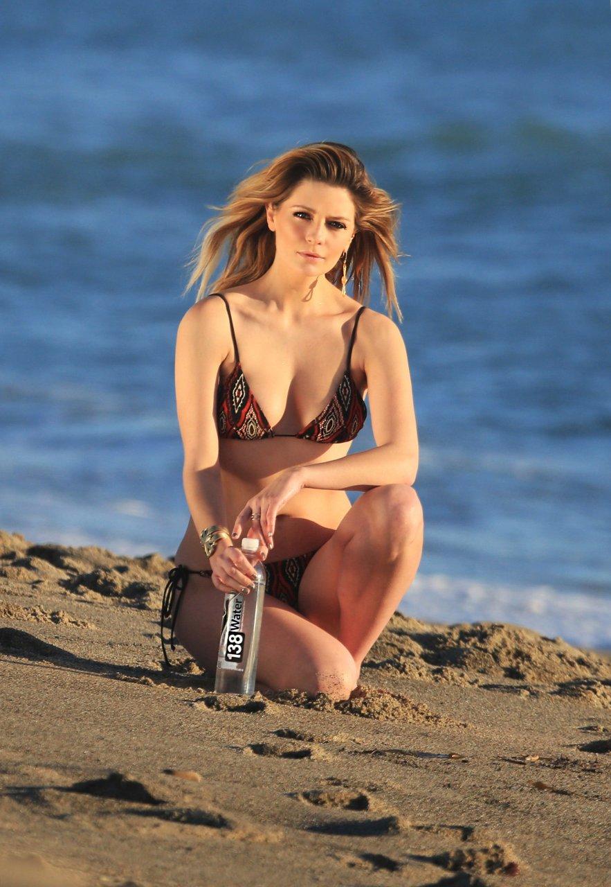 bikini picture barton Mischa