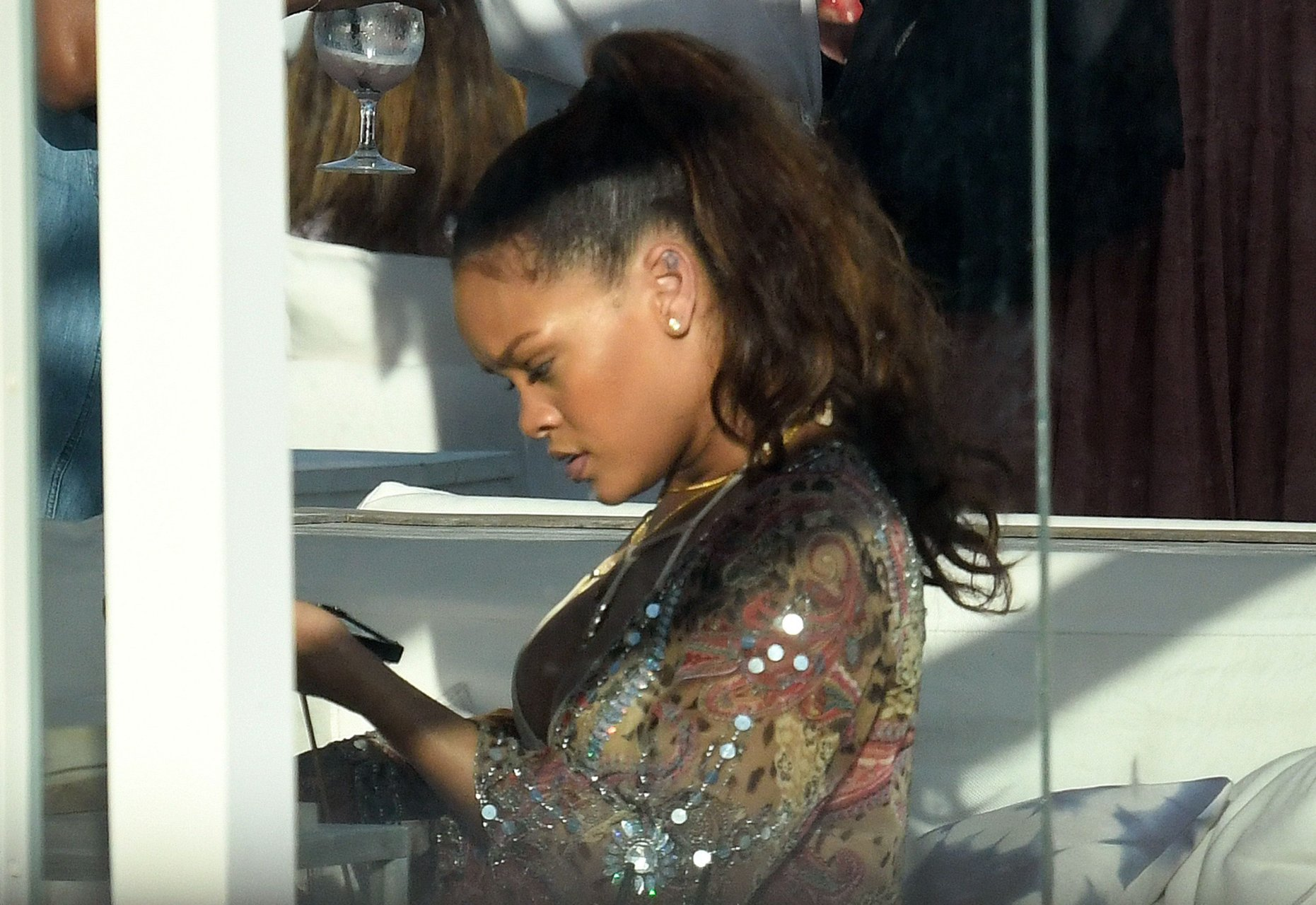 Rihanna sex tape online in Sydney
