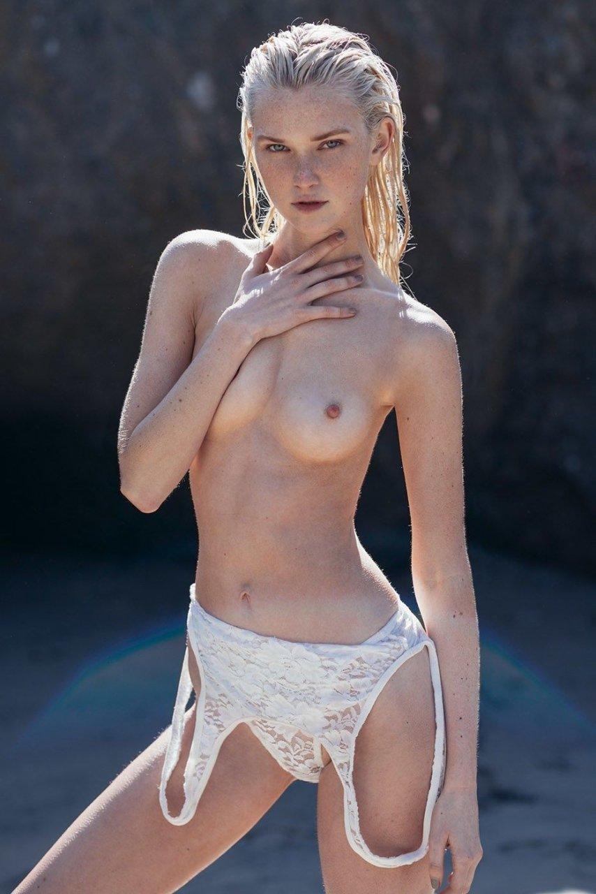 Asian female bikini
