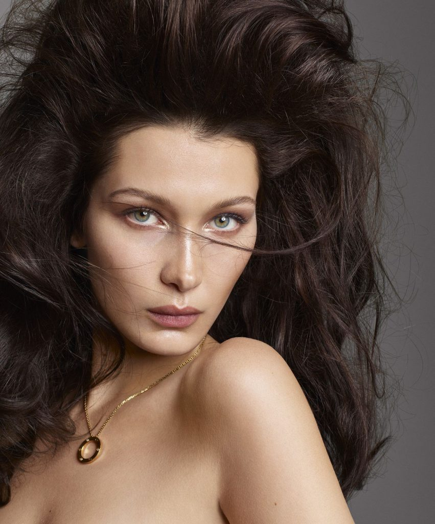 Bella Hadid (3 Hot Photos)