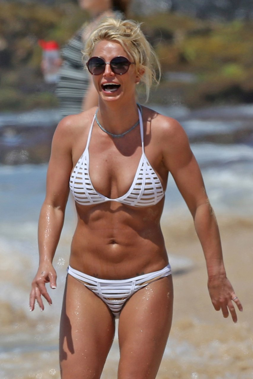 Final, Britney spears naked beach exactly would