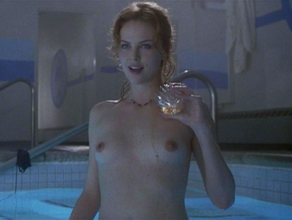 theron topless