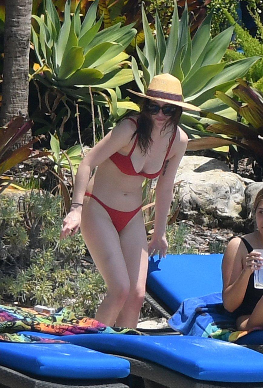 Boob girl hot huge natural