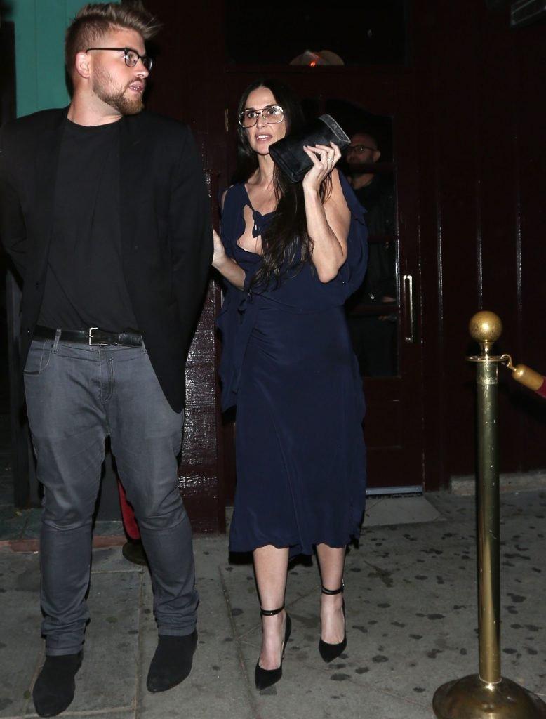 Demi Moore Nip Slip (10 Photos)