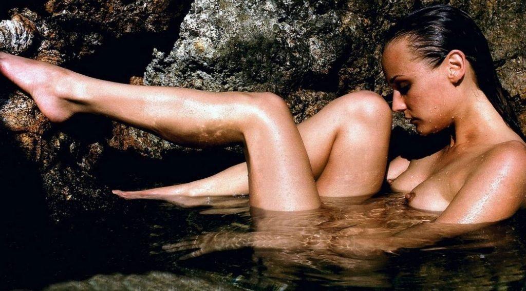 Topless nude naked diane kruger