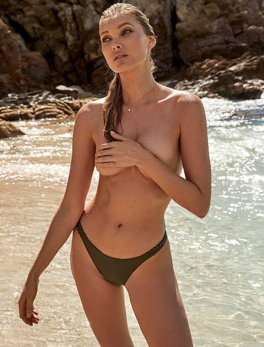 Hot Nude Allison Stokke Photos