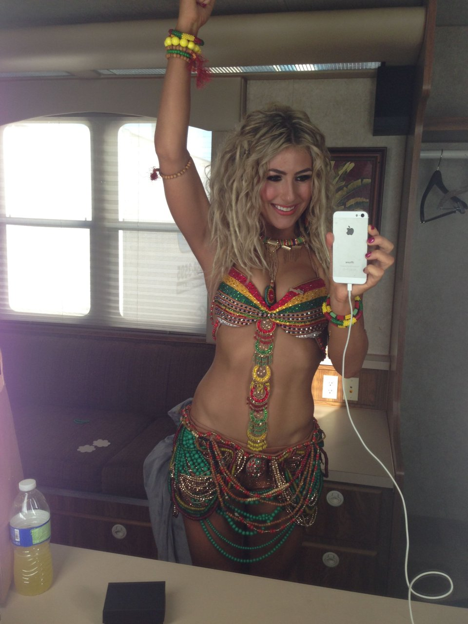 Watch Leaked photos of Emma Slater Nude video