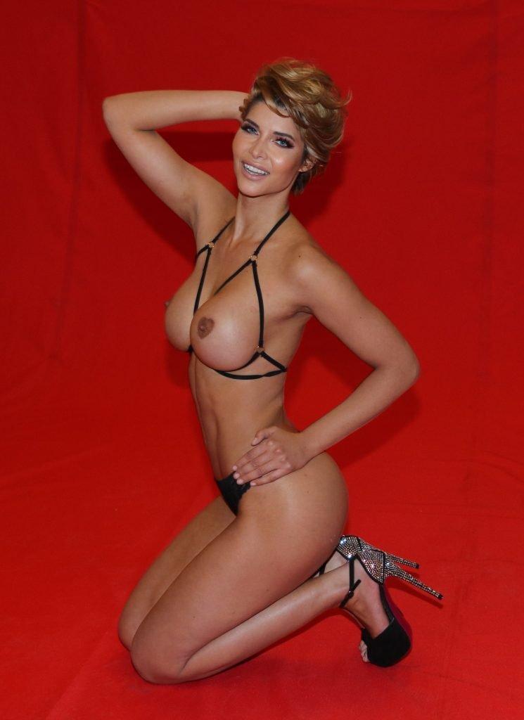 Julia Jasmin Ruehle & Micaela Schaefer Sexy & Topless (36 Photos)