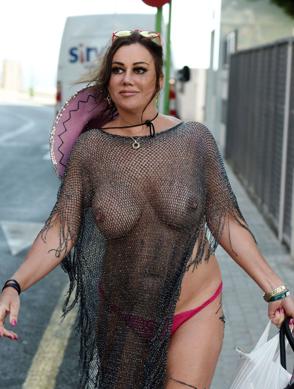 Lisa Appleton See Through Photos Thefappening