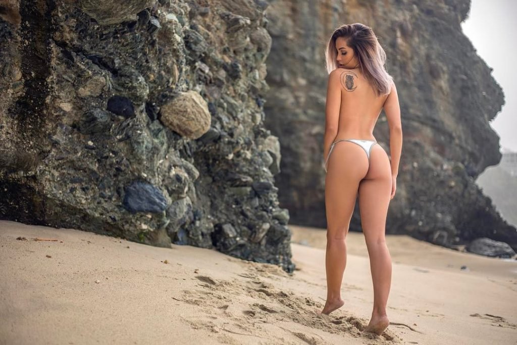 sexy naked flashers spring break