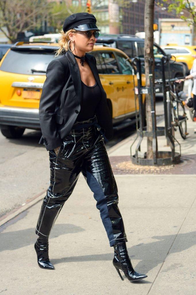 Rita Ora Braless (160 Photos)