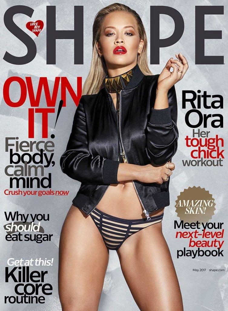 Rita Ora Sexy (3 Photos + Video)