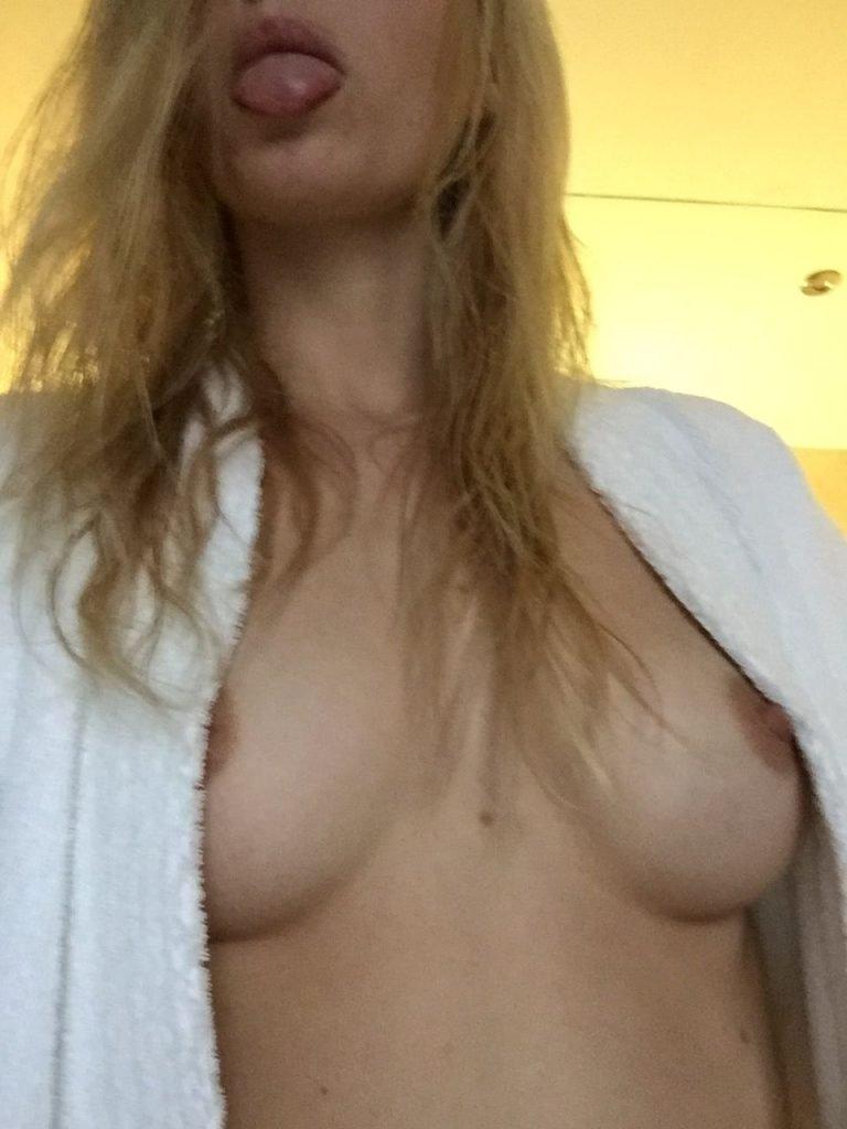 Slut wife punish tits spank