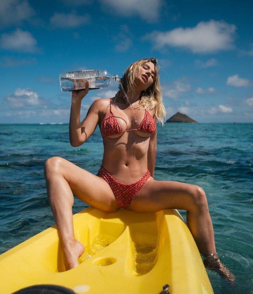 Sara Underwood Nude & Sexy (4 Photos)
