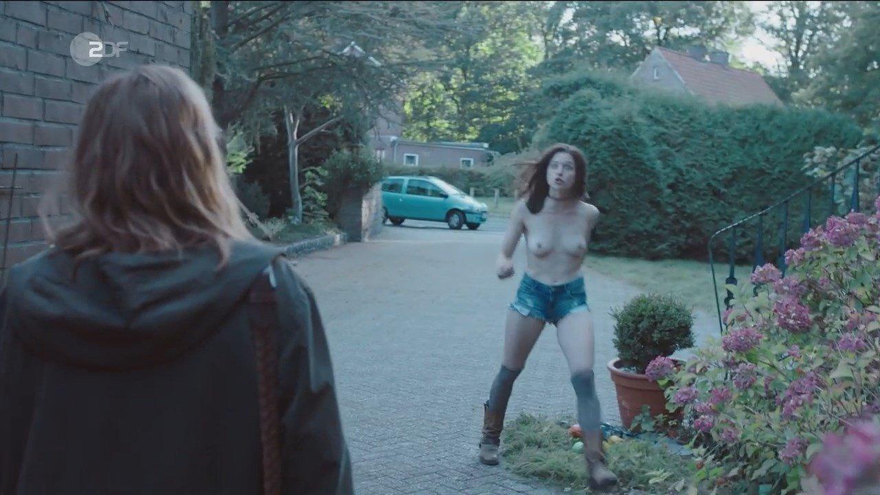Svenja Jung Naked