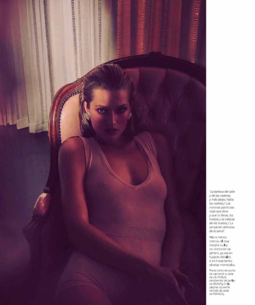 Toni Garrn See Through & Sexy (28 Photos)