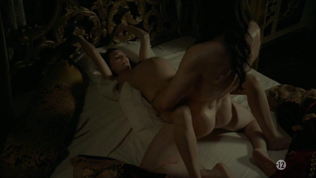 Anna Brewster Nude – Versailles (2017) s02e02 – HD 1080p