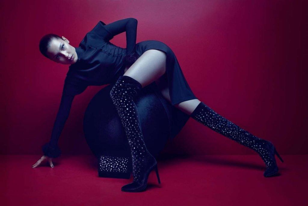Bella Hadid Sexy (5 Photos + Video)