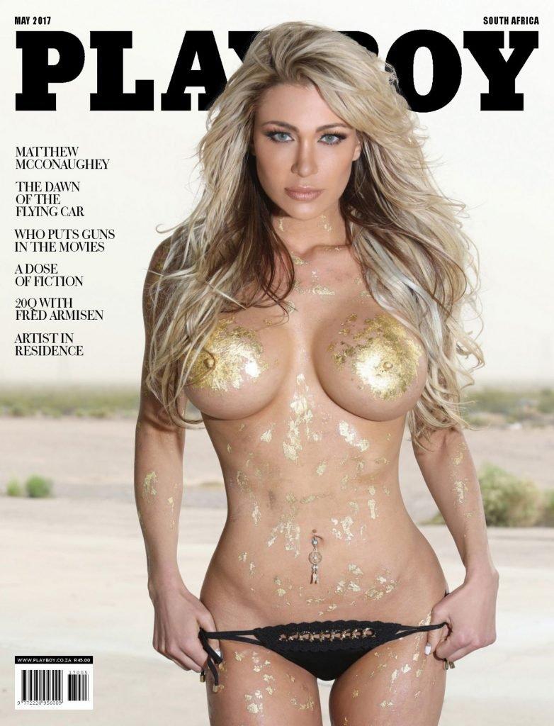 Dalia Elliott Topless (5 Photos)