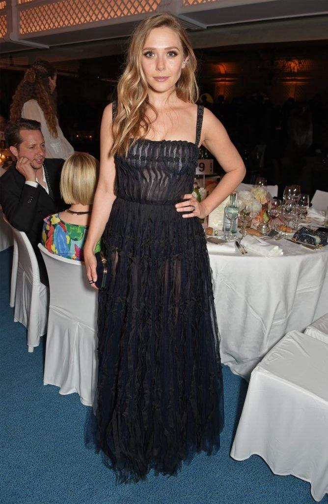Elizabeth Olsen See Through (7 Photos)