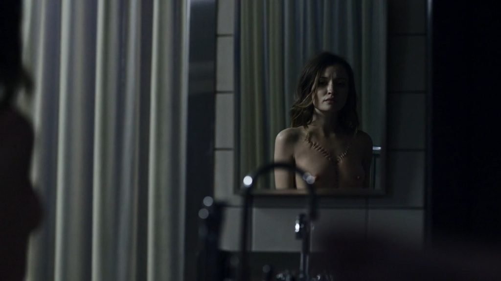 Emily Browning Nude – American Gods (2017) s01e05 – HD 1080p
