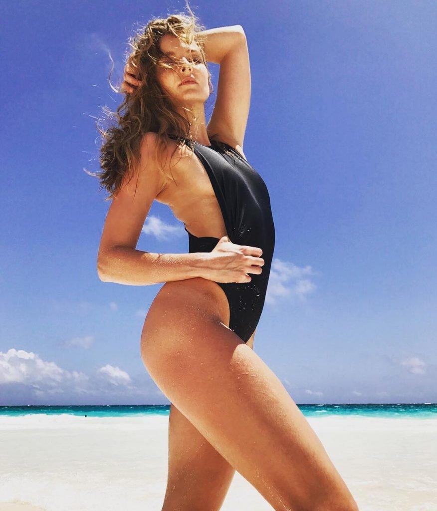 Eniko Mihalik Nude & Sexy (6 Photos)