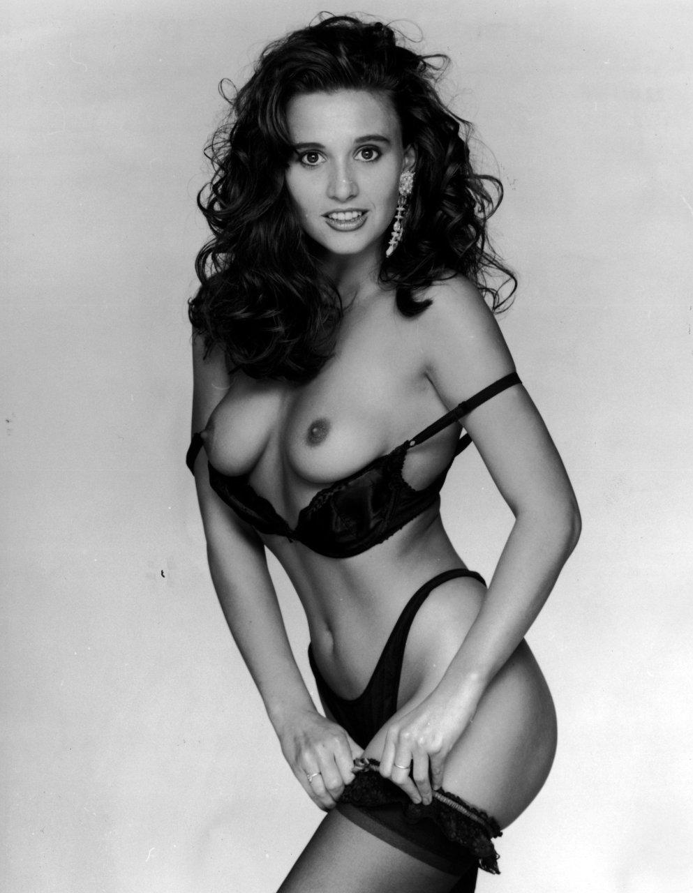 Javiera Díaz De Valdés Nude