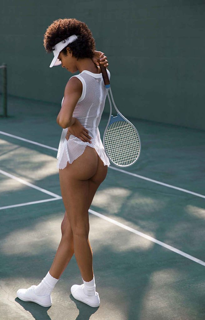 Jessi M'Bengue Nude & Sexy (9 Photos)