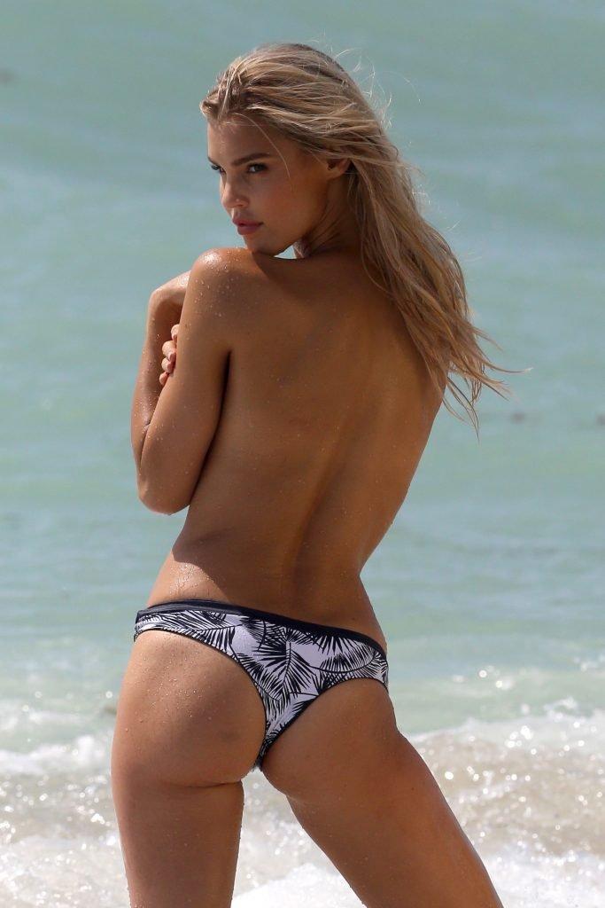 Joy Corrigan Sexy & Topless (15 Photos)