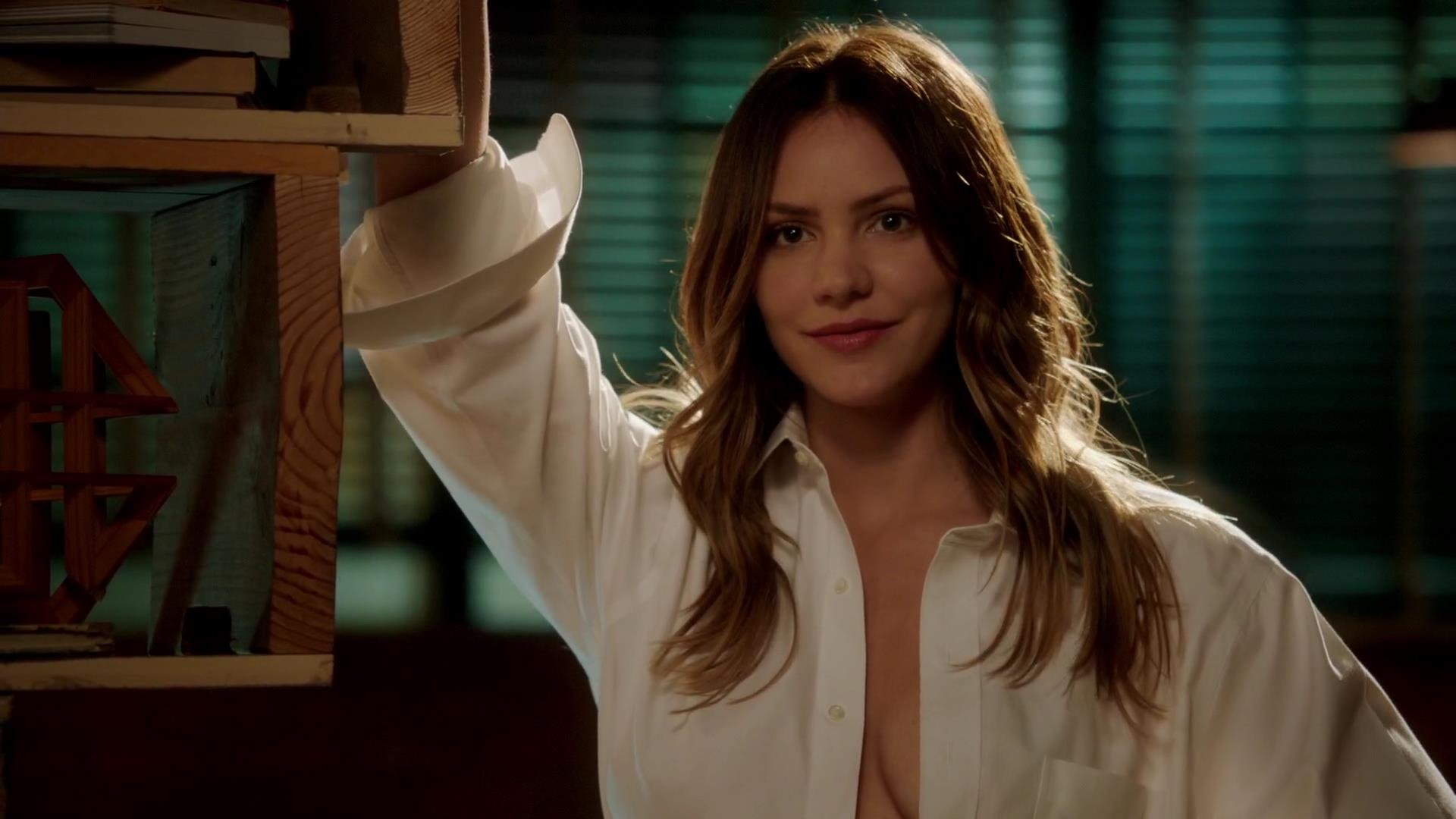 Katharine mcphee shark night nude be. Nice