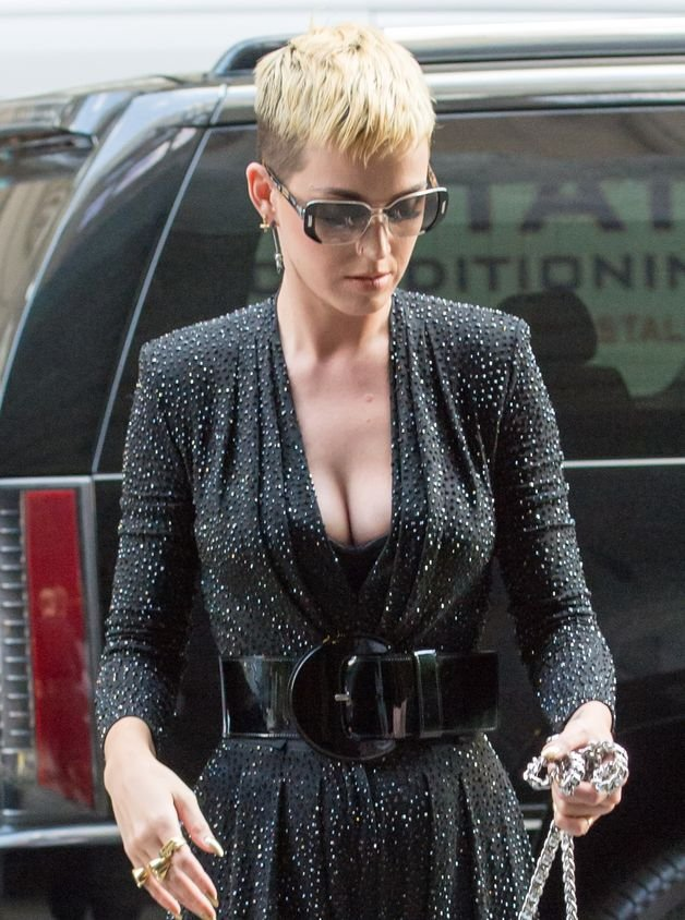 Katy Perry's Cleavage (25 Photos)