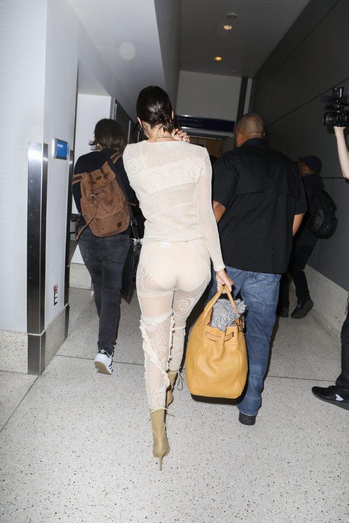 Kendall Jenner See Through (44 Photos)