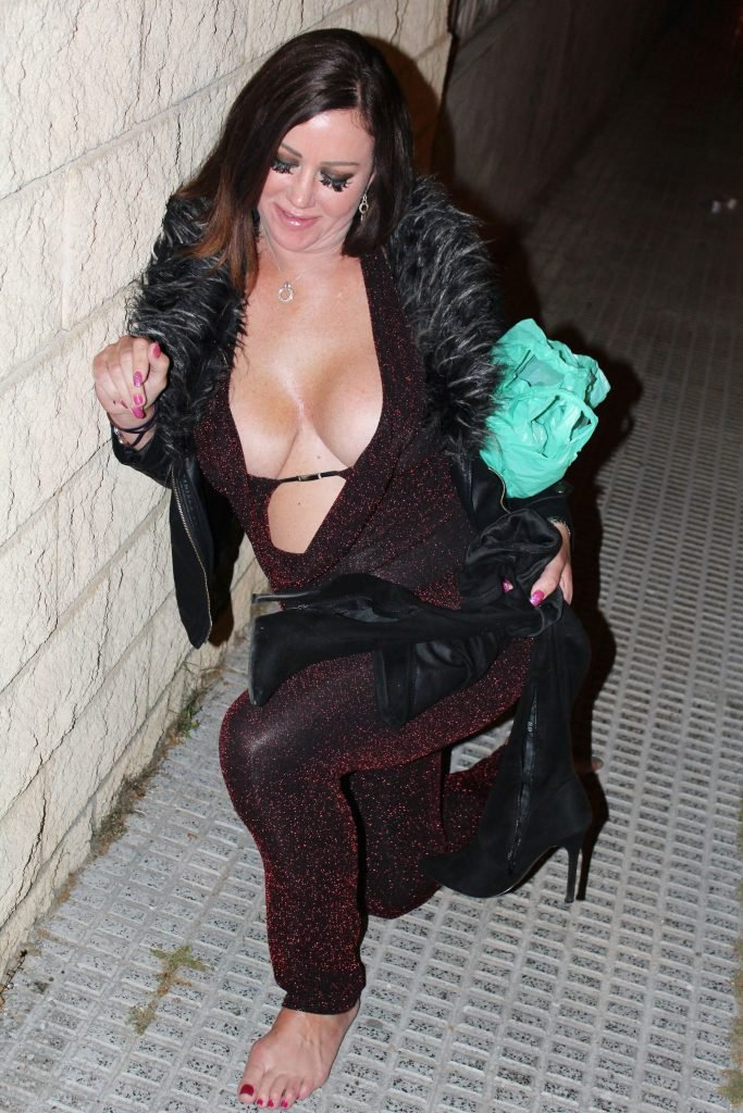 Lisa Appleton's Boobs (14 Photos)