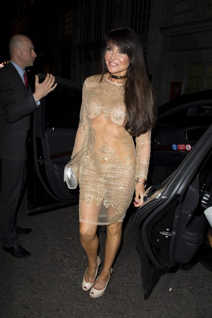Lizzie Cundy See Through 31 Photos Thefappening