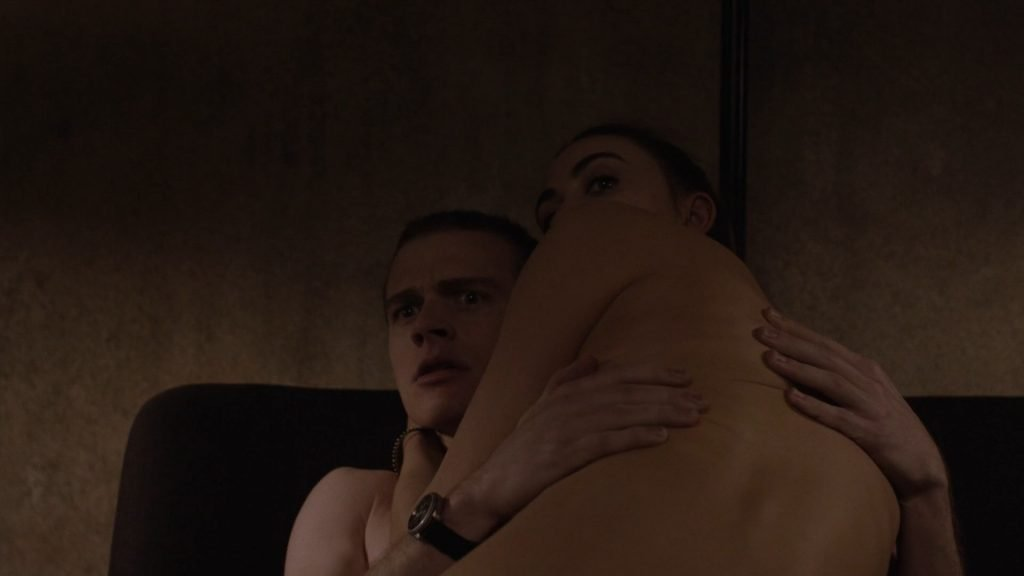 Madeline Zima Nude – Twin Peaks (2017) s03e01 – HD 1080p