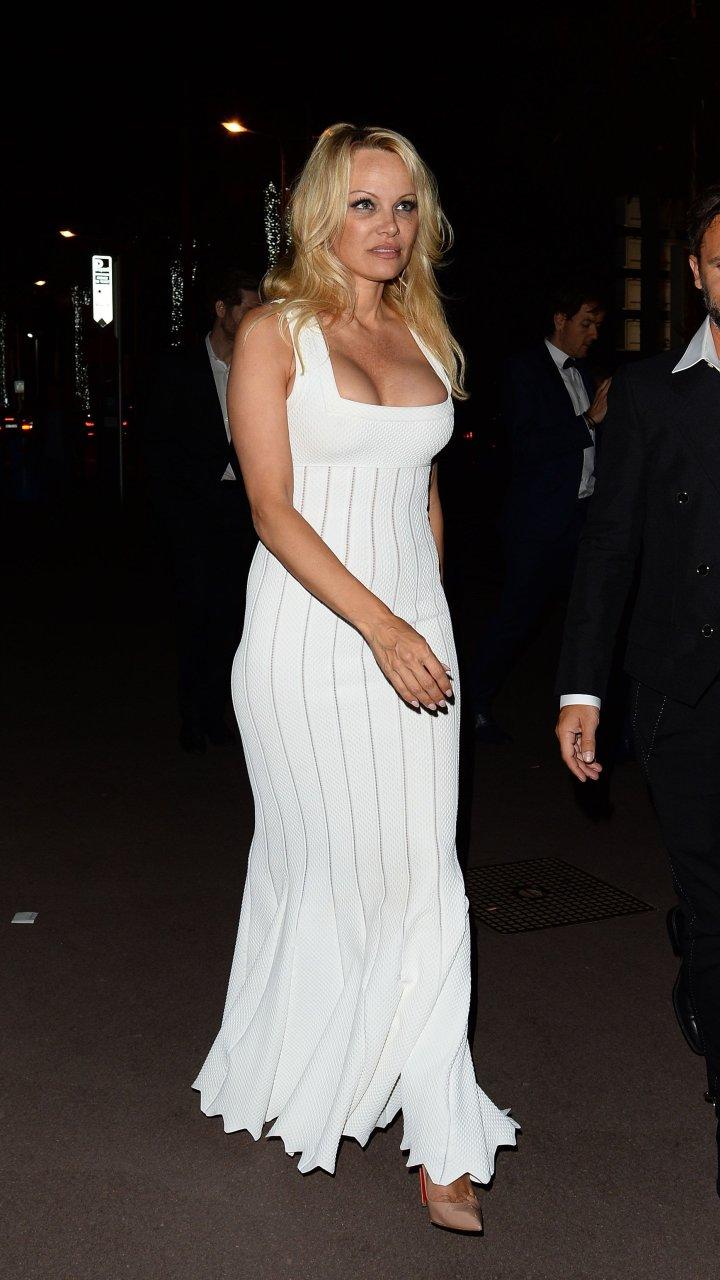 Babe Today Celebmatrix Pamela Anderson Unlocked Celebrity