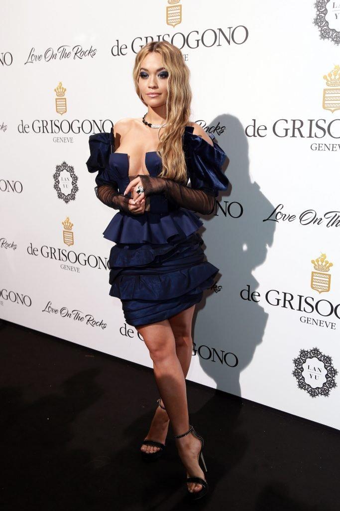 Rita Ora Sexy (64 Photos + GIFs & Video)