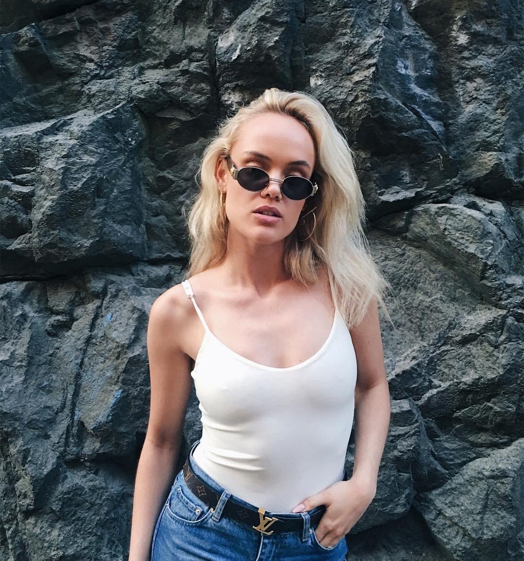 Amanda winberg tits