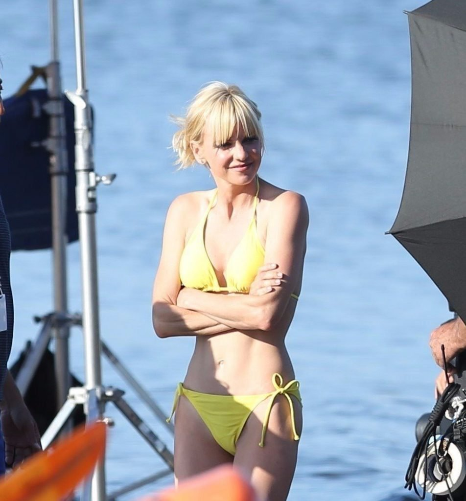 from Ford fuck butt anna faris